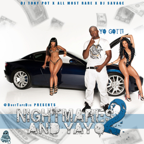 Nightmares And Yayo 2 Dj Tony Pot front cover