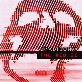 The Red pt. II Madison X front cover