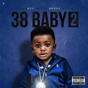 NBA Youngboy-38 Baby 2 DJ Jeff Duran front cover