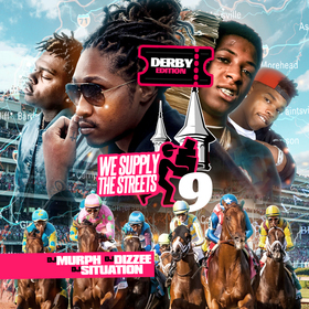 We Supply The Streets 9: Derby Edition DJ Murph front cover
