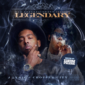 Legendary J Lyric front cover