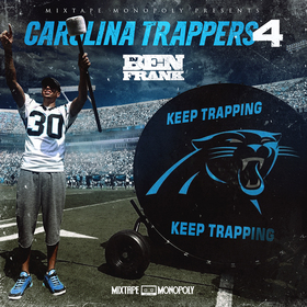 Carolina Trappers 4 DJ Ben Frank front cover
