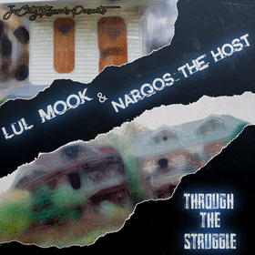 Through The Struggle Dj K.i.D  front cover