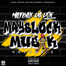 MayBlock Musik Vol. 3 Maybak Da Don front cover
