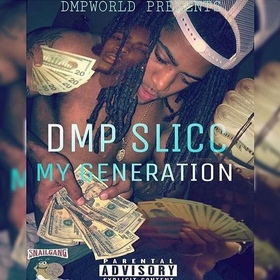 MY GENERATION DMP  front cover