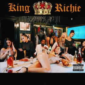 King Richie Cap 1 front cover