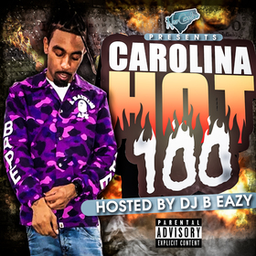 Carolina Hot 100 DJ B Eazy front cover