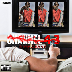 Channel 43 YungManny front cover