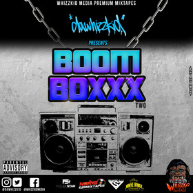 BOOM BOXXX Vol. 2 dawhizzkid front cover