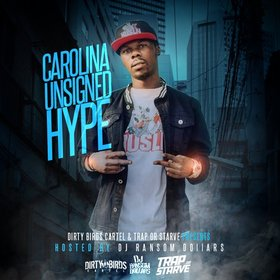 Carolina Unsigned Hype DJ Ransom Dollars front cover