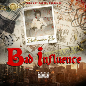 Bad Influence Reallionare Roo front cover