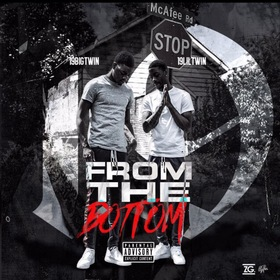 From The Bottom DJ Steel ATL front cover