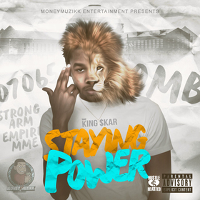 Staying Power King $kar front cover