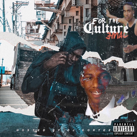 For The Culture JMac front cover
