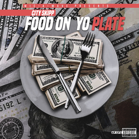 FOOD ON YO PLATE City Skipp front cover