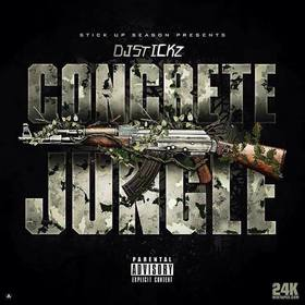 Concrete Jungle Pook Hefner front cover