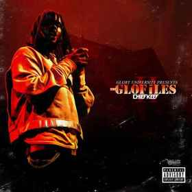 The GloFiles (Pt. 2) Chief Keef front cover