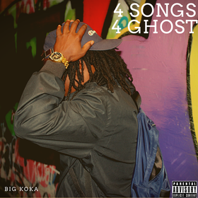 4 Songs 4 Ghost Big Koka front cover