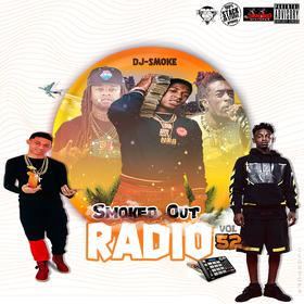 Smoked Out Radio 52 DJ Smoke front cover