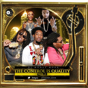 The Control Is Quality Volume 2 DJ Money Mook front cover