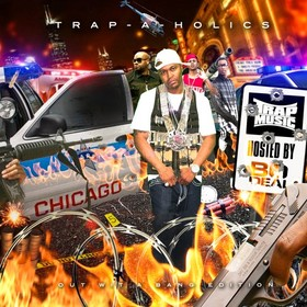 Trap Music: Out With A Bang Edition (Hosted By Bo Deal) Trap-A-Holics front cover