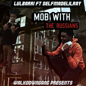 Mob With The Russians Lulbarii front cover