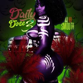 Daily Dose Vol 3 DJ HB Smooth front cover