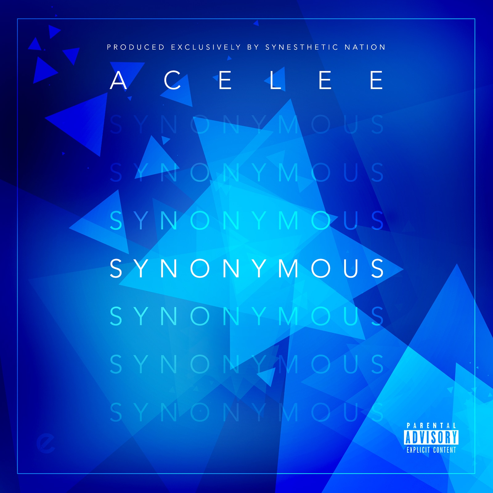 AceLee - Synonymous | Spinrilla