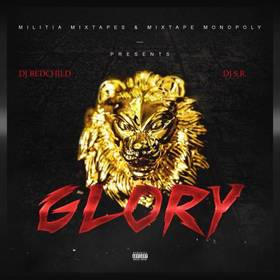 GLORY DJ Red Child front cover