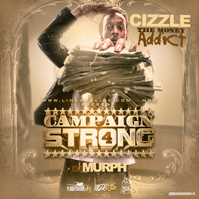 Campaign Strong 4 DJ Murph front cover