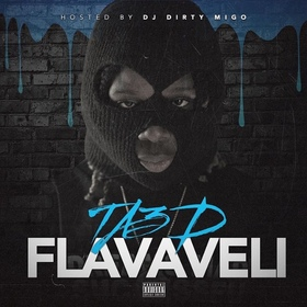 Flavaveli Ta3 D front cover