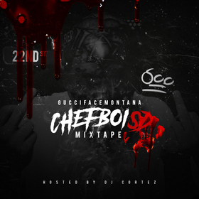 ChefBoi SD Gucci Face Montana front cover