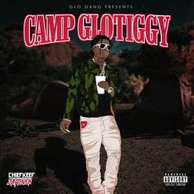 Camp GloTiggy Chief Keef front cover