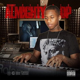 Almighty DP Chief Keef front cover