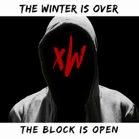 THEXWORKAHOLICS Presents... The Winter Is Over Dj Illy Jay front cover
