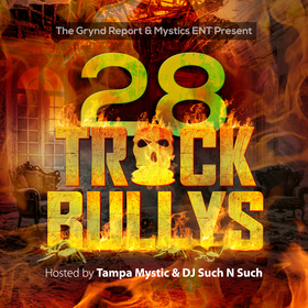 Track Bully's 28 by Tampa Mystic