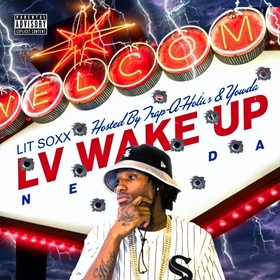 The LV Wake Up Lit Soxx front cover