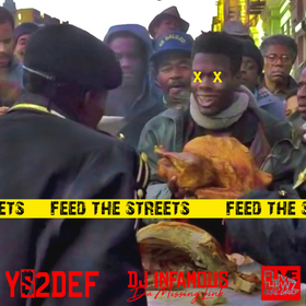 Feed the Streetz Y$2DEF front cover