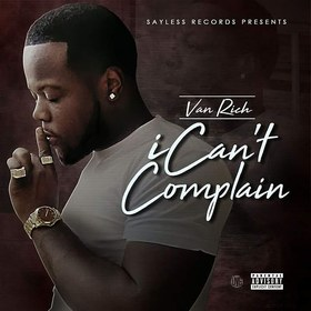 I Can't Complain Van Rich  front cover