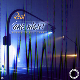 One Night REAL OF SOLID CAMO front cover
