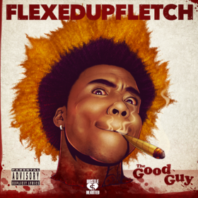 The Good Guy FlexedUpFletch front cover