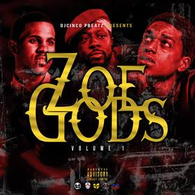 Zoe Gods Vol. 1 DJ Cinco P Beatz front cover