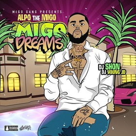 Migo Dreams Alpo The Migo front cover