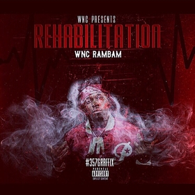 Rehabilitation WNC Ram Bam front cover