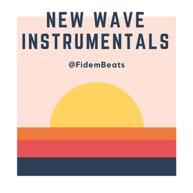 New Wave Instrumentals Fidem Beats front cover