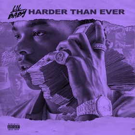 Harder Then Ever (Screwed Version) DJ Almighty Slow front cover