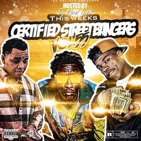 This Week's Certified Street Bangers Vol. 55 DJ Mad Lurk front cover