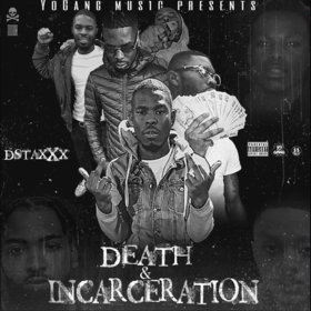 Death & Incarceration D$taxXx front cover