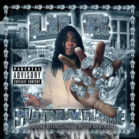Platinum Flame Lil B front cover