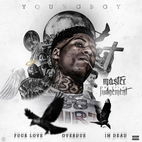 Master The Day Of Judgement NBA YoungBoy front cover